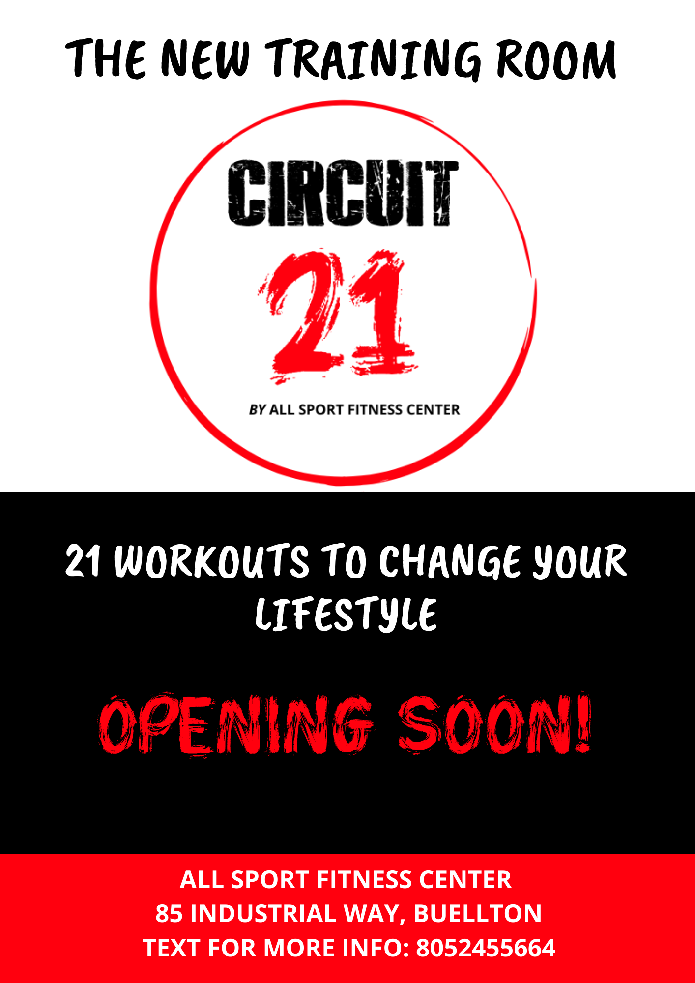 Circuit 21 By All Sport Fitness